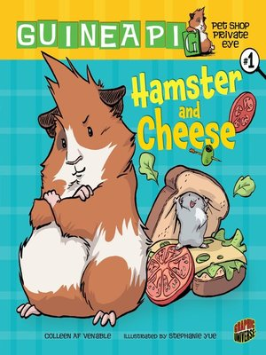 cover image of Hamster and Cheese